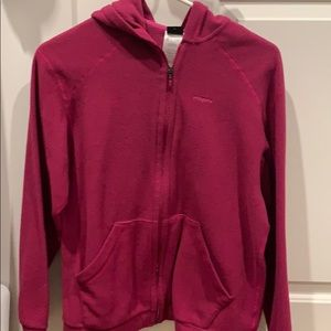 Girls Patagonia sweatshirt
